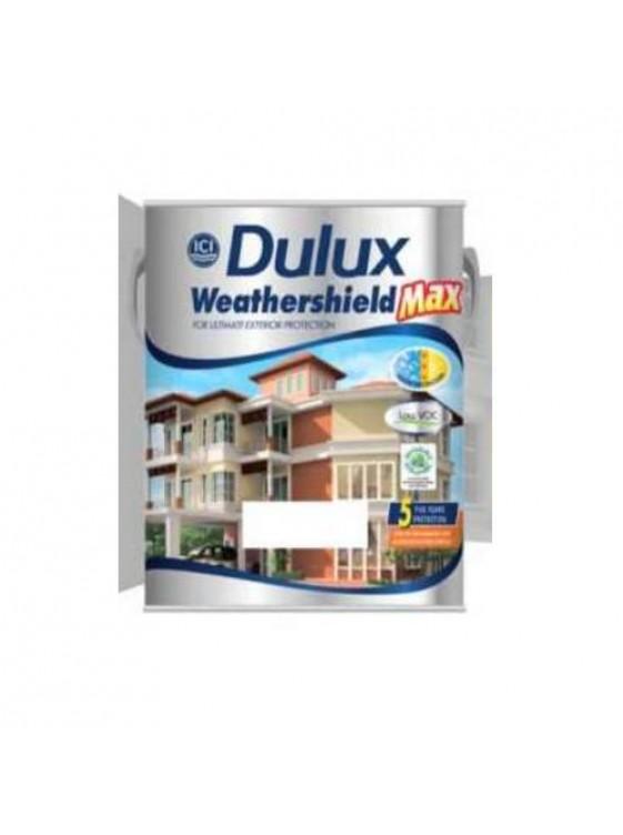 DULUX PAINT Weathershield Max A952 Base A 1L Code:A952-A