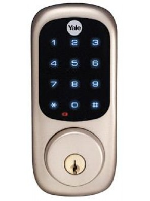 YALE Motorized Tapered Bolt Digital Door Lock YDD1212