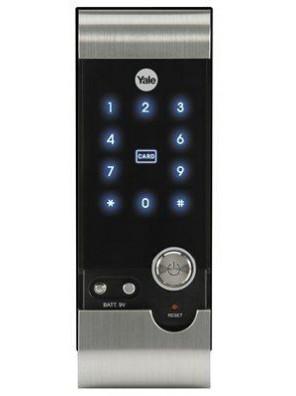 YALE Premium Fingerprint Digital Lock (RIM Lock)YDR 3110