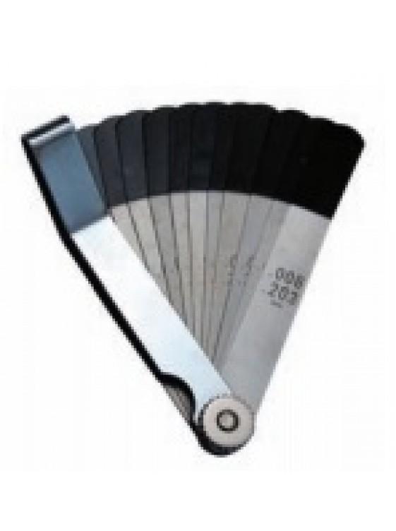 MR. MARK 12pcs Blades Offset Feeler Gauge MK-MTR-10170-1
