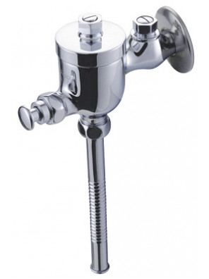 FELICE Urinal Flush Valve c/w Down Pipe FLE 105