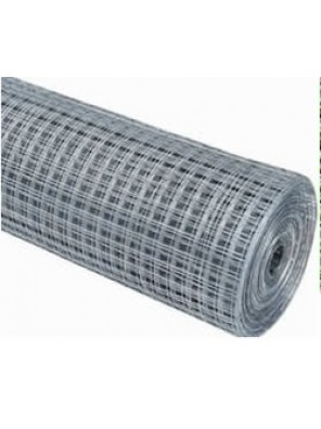 "Galvanised Netting 1"" x 1"" x 3`x 50`lgth"
