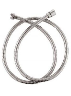 JOHNSON SUISSE Double Interlock Shower Hose 1.5m WBFA300583CP