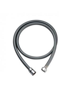 JOHNSON SUISSE 1.2m PVC Shower Hose Grey Colour WBFA300587XX