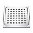"SANSICO Chess S/S Square Grating & Collar 150mm (6"") S2-CHS5"