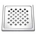 "SANSICO Diamond S/S Square Grating&Collar 150mm(6"")S2-DMS5-R"