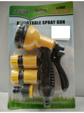 LOCKFLEX 8 Pattern Spray Gun Set L7502
