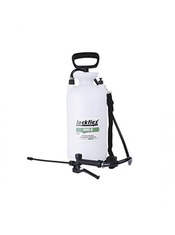 LOCKFLEX EVO 8  8L Pro.Pressure Sprayer W/Viton Seals L4008