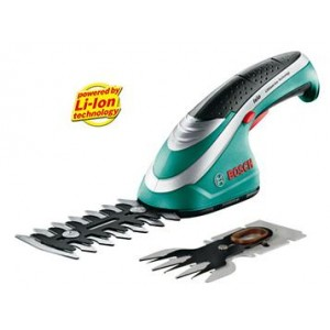 BOSCH Cordless Grass Shear/Shrub ISIO II Set 3.6V