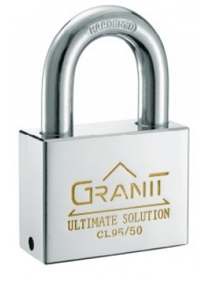 GERE 40mm L/Shackle SQ Anti Pick Padlock K/Alike CL9540L
