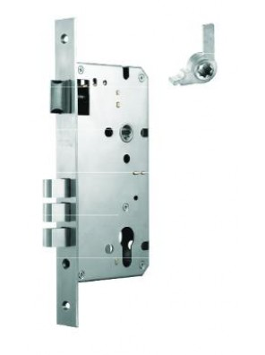 GERE 50x85mm Mortise S/S Lock Ent. GML8551-SSC