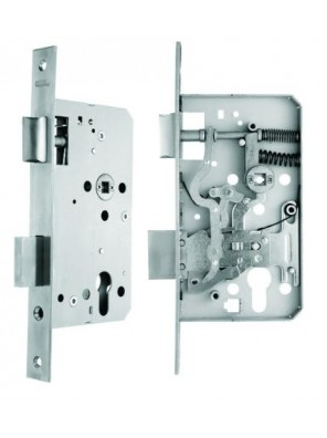 GERE 60x72mm Mortise Lock Ent. GML7261