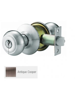 GERE ANSI 3 One Piece Cylindrical Lk Priv A.Copper G9622-M11
