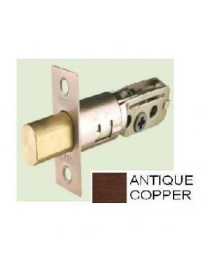 GERE  Brass Latch-Dead Latch M11-Antique Copper Gla60/70mm