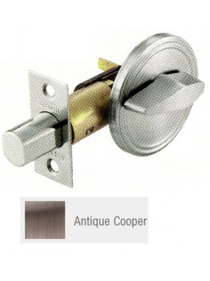 GERE G3100 Std.Duty Thumbturn Deadbolt A.Copper G3105-M11