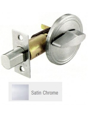 GERE G3100 Std.Duty Thumbturn Deadbolt S.Chrome G3105-M26D