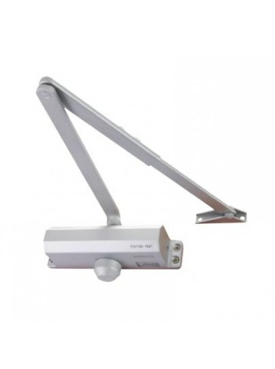 GERE Heavy Duty Door Closer With Back Check G805Bc