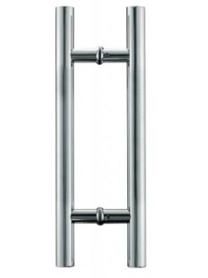 GERE S/S Door Pull Handle 45x1800mm S.Chrome GSL239-M26D