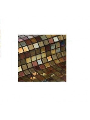 GNG Ezarri Glass Mosaic Tile Cocktail-Cosmopolitan;
