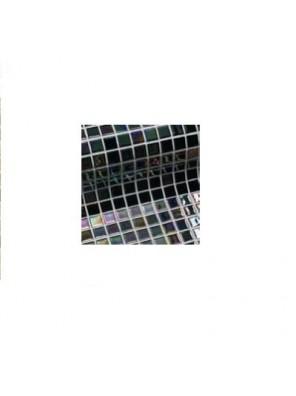 GNG Ezarri Glass Mosaic Tile Deco-Ebano;  (13Sht/CTN)