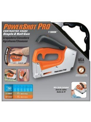 ARROW Powershot Pro Kit Staple&Nail Gun 8000K