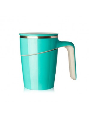 Grace Suction Mug - Green