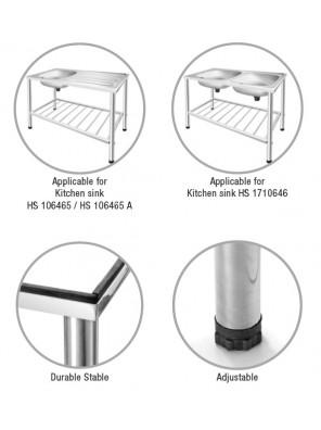 HEAD S/Steel SUS201 Kitchen Sink Rack HDKS-01