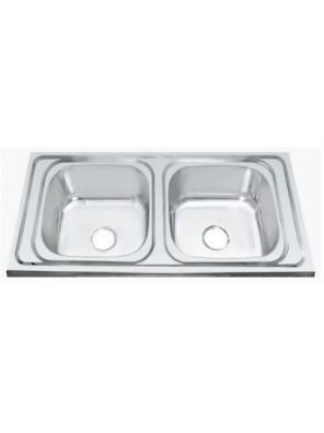 HEAD S/S Kitchen Sink With 100mm Waste HDKS-1710646