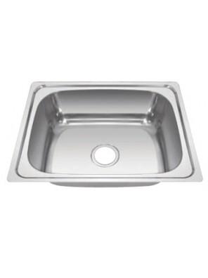 HEAD S/S Kitchen Sink With 100mm Waste HDKS-176048