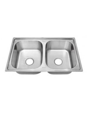HEAD S/S Kitchen Sink With 100mm Waste HDKS-8248