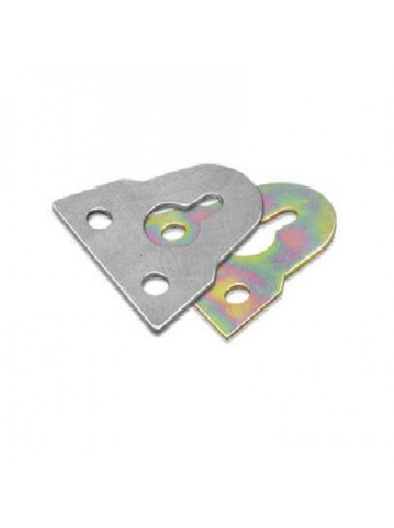 "1-1/2"" (38mm) M.S Rainbow Plated Hanger-Rb (Han202)"