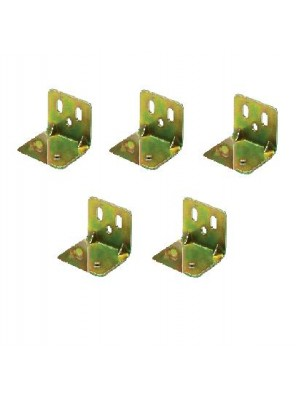 "1"" (25mm) M.S L`Bracket-Rb (Bk2303)-5pcs/pkt"