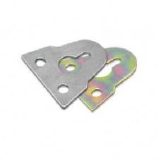 "1-1/2"" (38mm) M.S Rainbow Plated Hanger-Rb (Han202)"