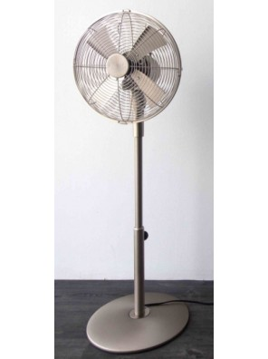 "HOUM 12"" Metal Stand Fan (4 Metal Blades,3 Speed) M12"