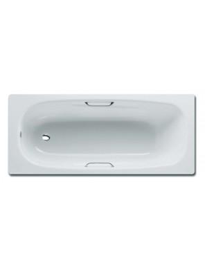 JOHNSON SUISSE  Cres Anti Slip Long Bath Tub WBSS600002WW  (White)