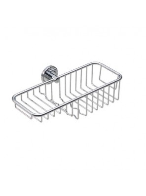 JOHNSON SUISSE Spherical Soap Basket (Large) WBBA100122CP