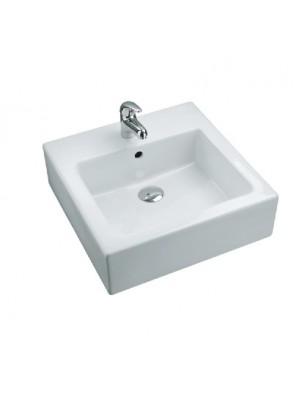 J.SUISSE Trezzo 485 Wall Hung Basin-1 Th (White) WBAATZ100WW