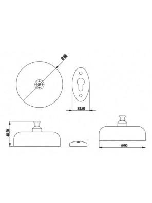 J.SUISSE -Gdc990197 Extensible Clothes Line WBBA100276CP
