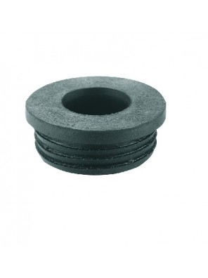 JOHNSON SUISSE 32mm Rubber Spud for Concealed WC ValveWBFT400602XX
