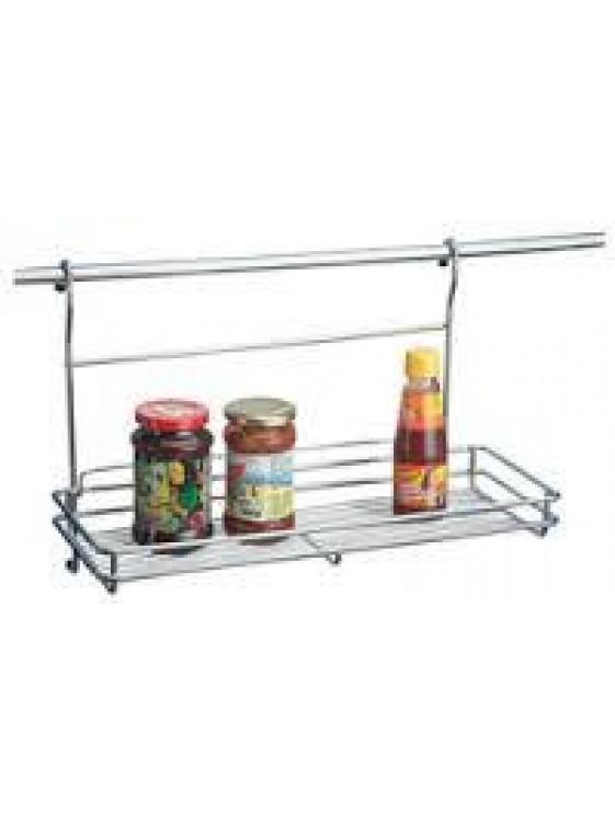 "Kitchen Rack with Hook w/o Bar ""LF""DF101"