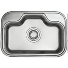 HANGAON DS 740-Jumbo Collection S/Steel Single Bowl Sink