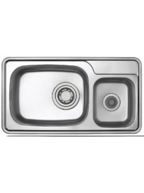 HANGAON LISD 870-Classic Collection S/Steel Single Bowl Sink