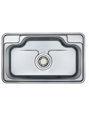 HANGAON LS 850-Premium Collection S/Steel Single Bowl Sink