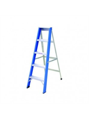 EVERLAS Single Sided Aluminium Ladder SS-04