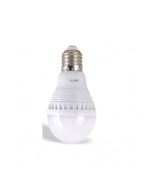 DICKEN 3W PC LED Bulb-Cool White; Clear LS0051 E27