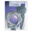 MECO - Hand Shower Set (3 Spray Pattern W Holder ); M60103