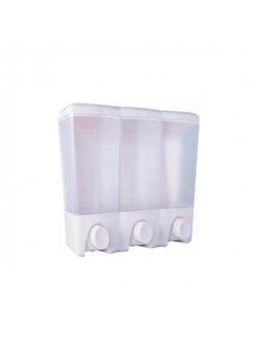 Clear Choice  White Button-Dispenser III;72350-THE DISPENSER