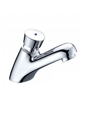 """MECO - 1/2"""" Self-Closing Basin Tap R117"""