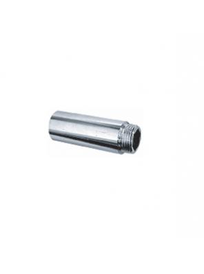 "MECO 1/2"" X 2 CM Brass Chromer Tap Extension; XS3202C"