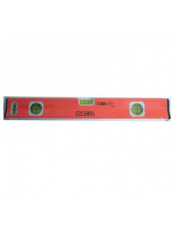 """MECO 18"""" 3 Vials-Professional Type Level Milled Based MP2118"""